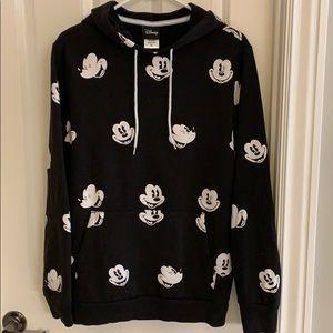 Men's Disney hoodie Med